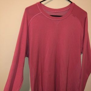 Men's long sleeve lulu lemon shirt